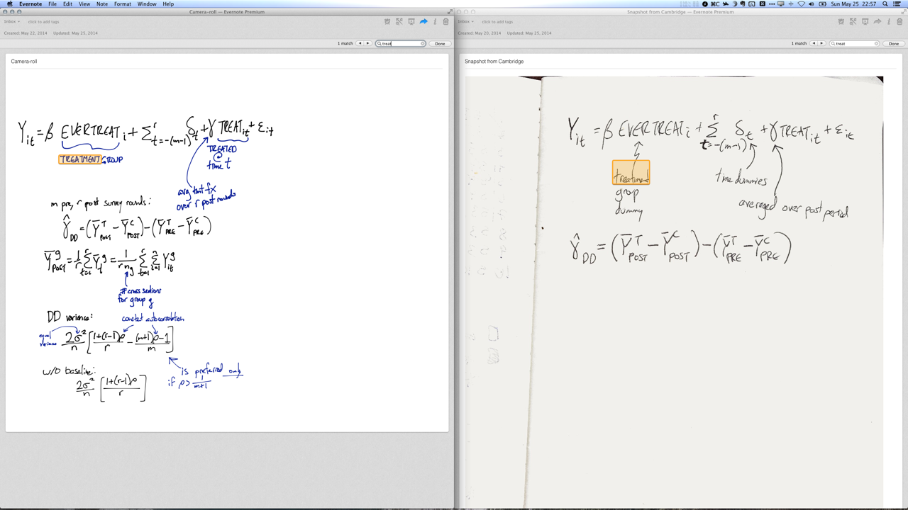 Evernote handwriting recognition