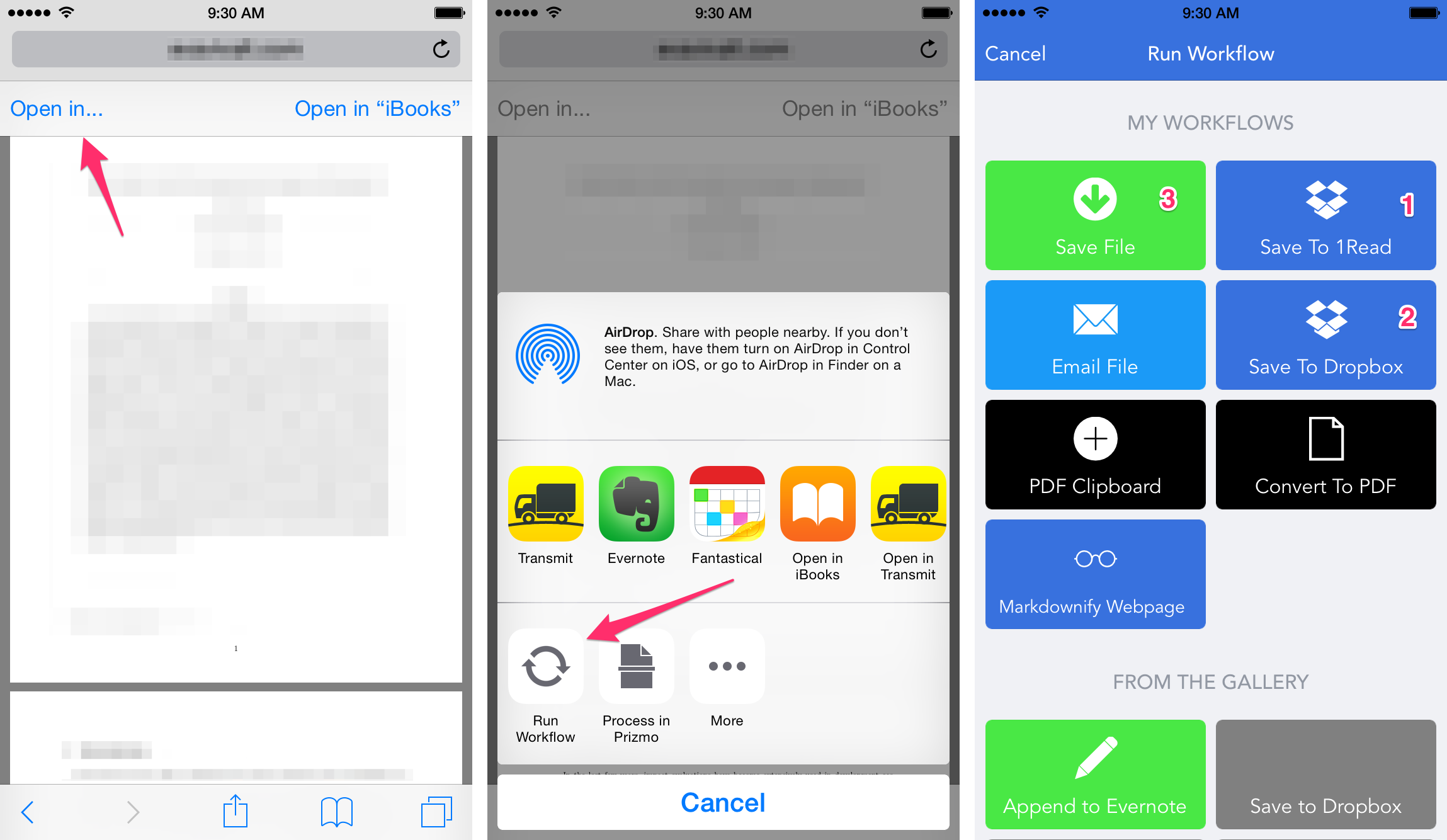 Save files on iOS with Workflow – Teddy Svoronos